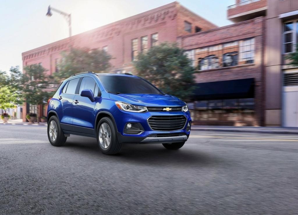 Chevrolet Tracker 2017: плюсы и минусы нового кроссовера