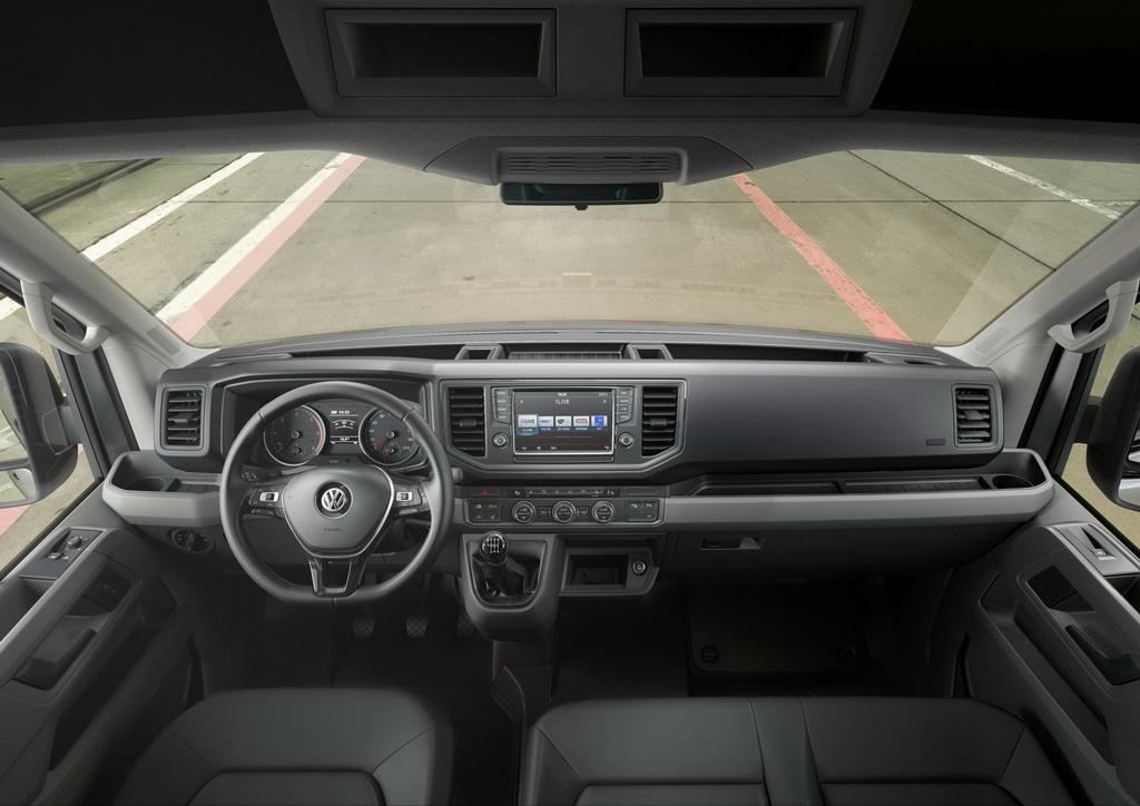 Volkswagen Сrafter