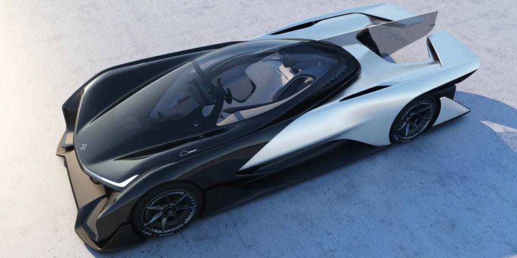 Электромобили Faraday Future станут серийными