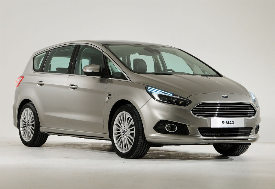 Китайский минивэн Lifan получил внешность Ford S-Max