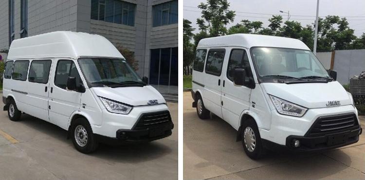Ночной кошмар автодизайнера: китайская версия Ford Transit