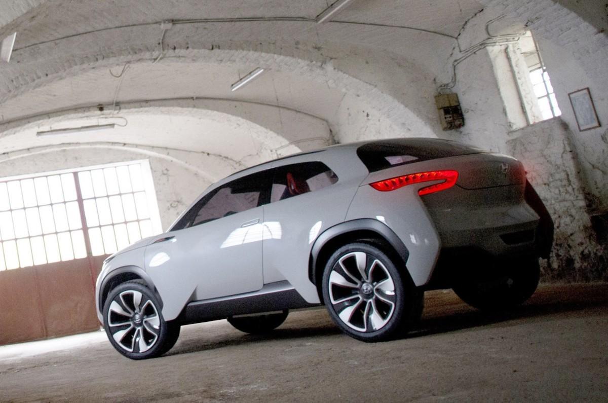 Hyundai сделает маленький кроссовер для молодежи