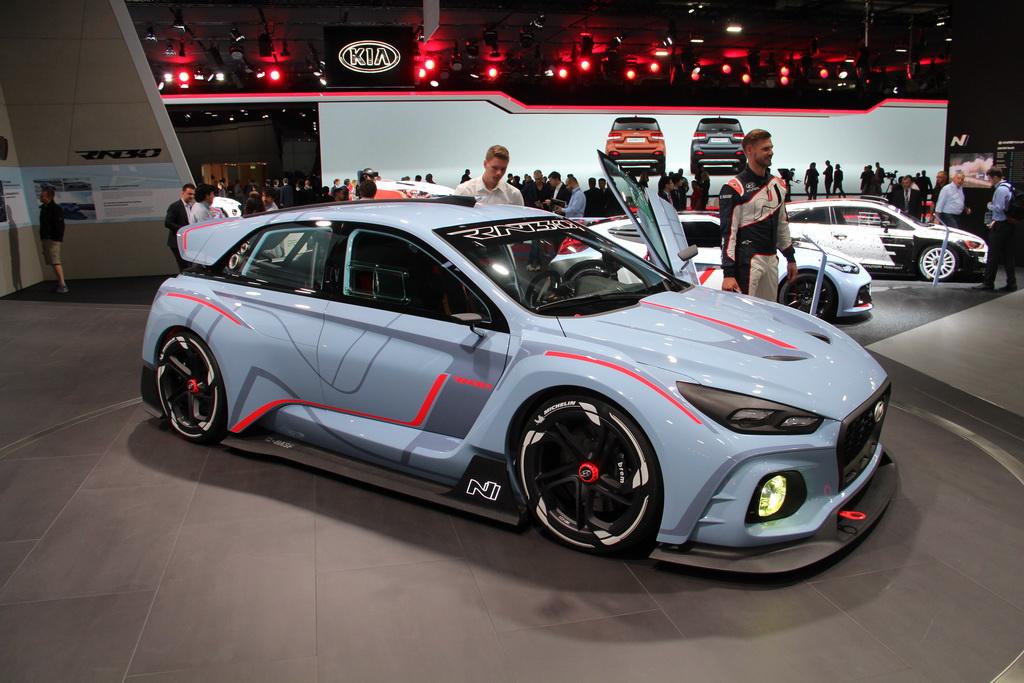 Hyundai RN30 – сногсшибательный конкурент VW Golf R