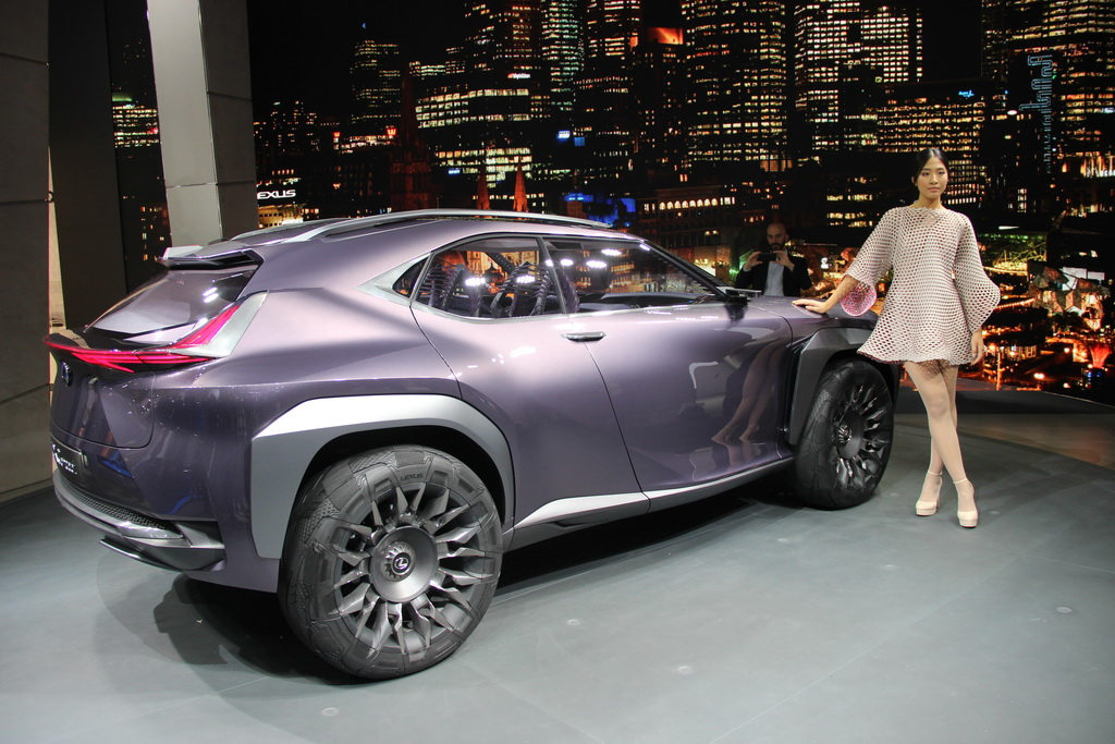 Компактный кроссовер Lexus бросит вызов Audi Q2 и Mini Countryman