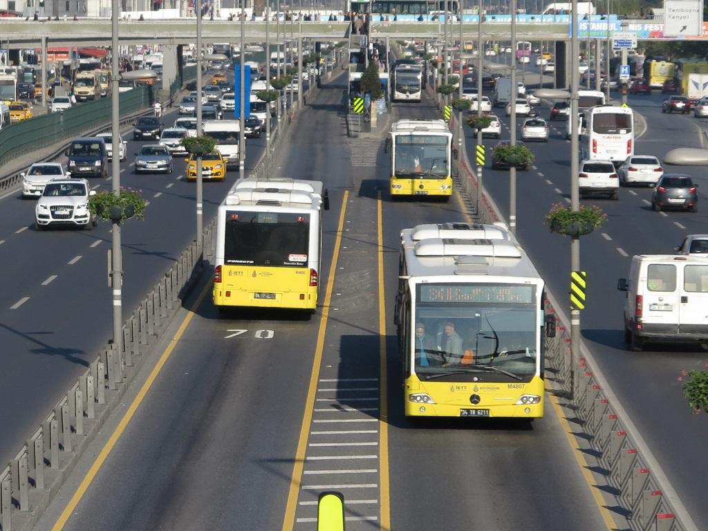 Метробусы могут появиться в Киеве
