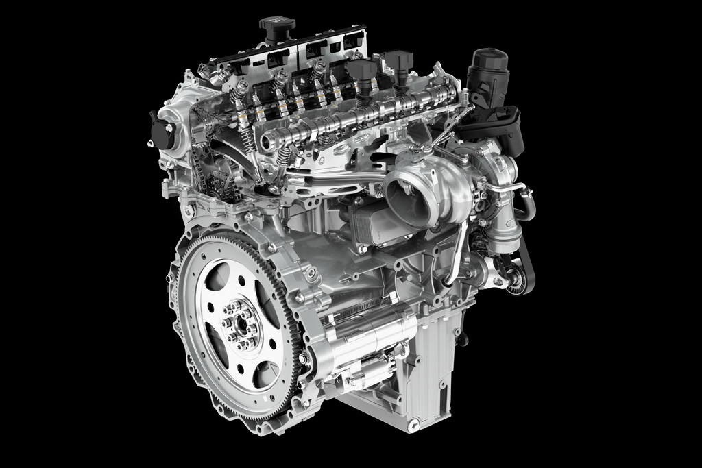 Jaguar Land Rover Engines