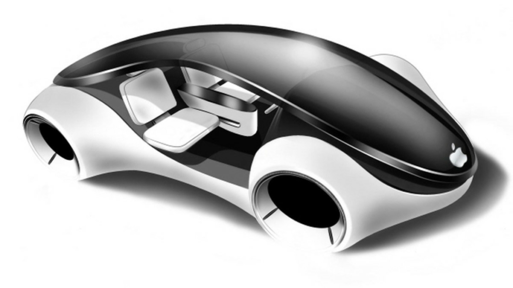 Автомобиль Apple создадут в сотрудничестве с Magna Steyr