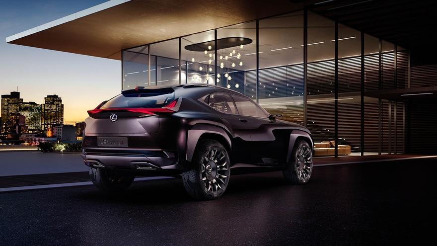 Электронные приборы в прошлом: Lexus готовит голограммную панель