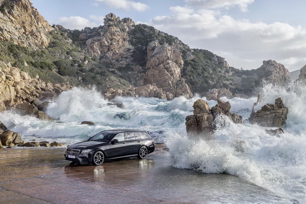 Mercedes-AMG E 43 4Matic Estate
