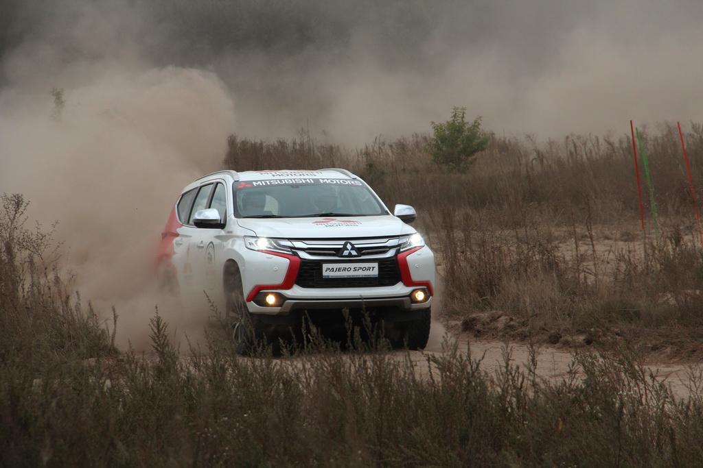 Mitsubishi Pajero Sport Masuoka