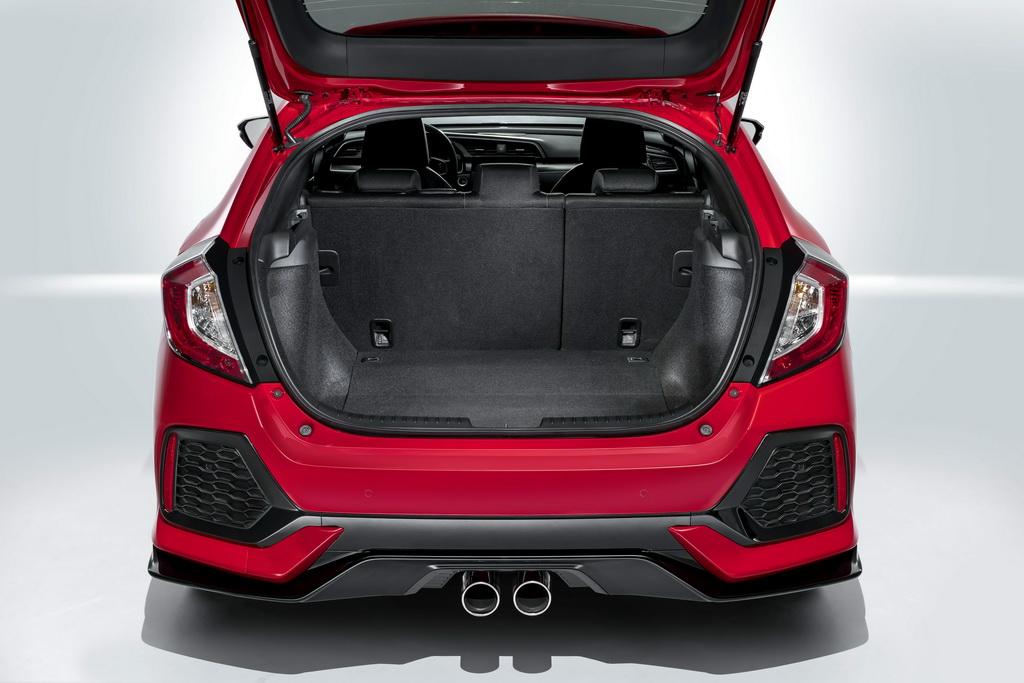 New Honda Civic 2017