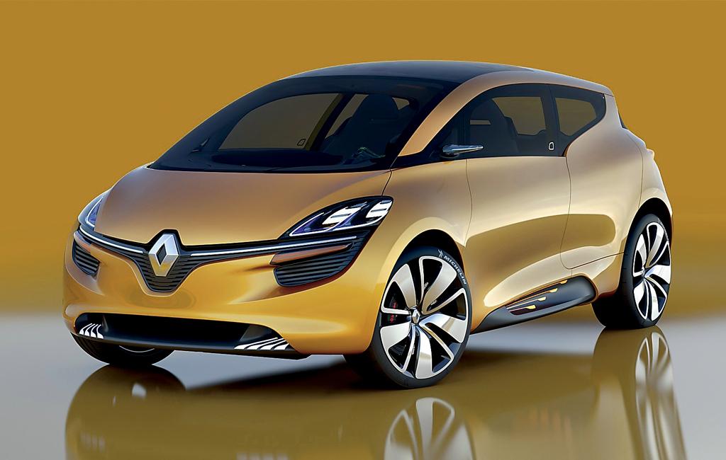 концепт-кары Renault