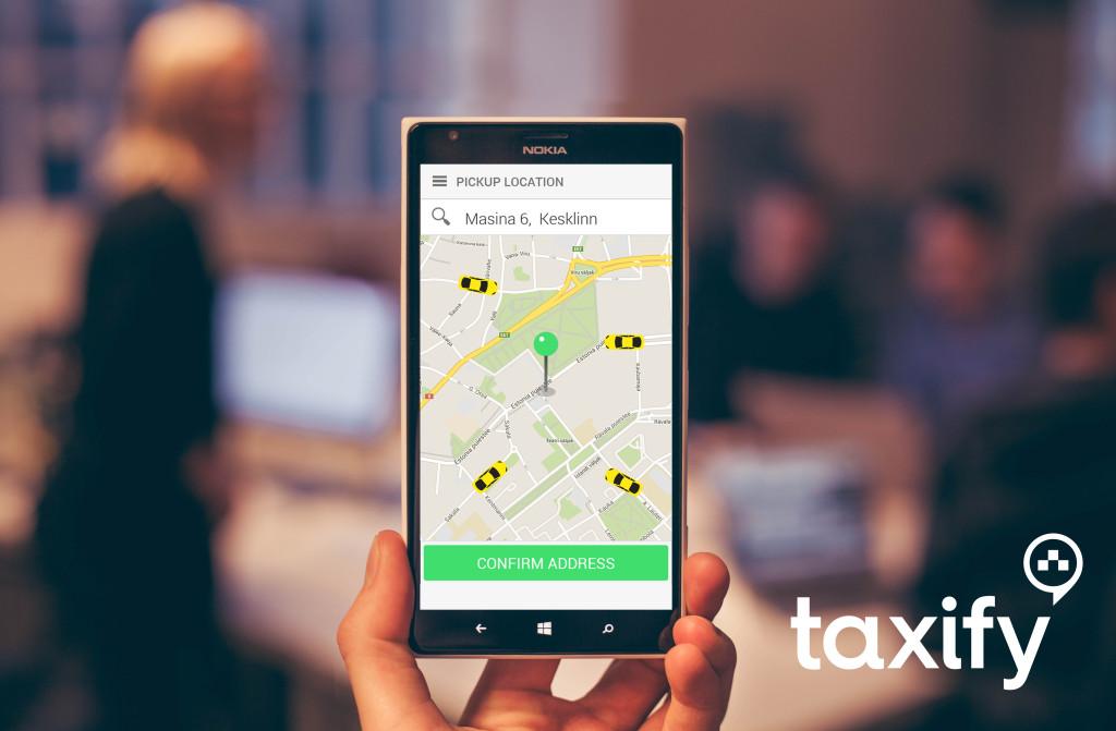 ВУкраине появится новый сервис заказа такси