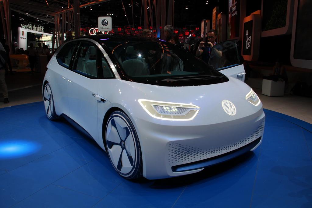 Власти США заставят VW выпускать электромобили
