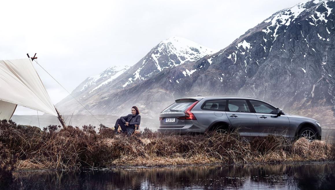 Volvo V90 Cross Country: новые факты и фото внедорожного универсала