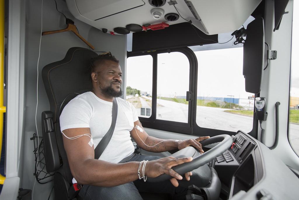 Водителям автобусов облегчили жизнь