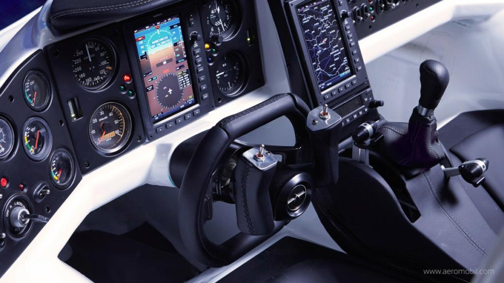 Летающий автомобиль AeroMobil 3.0 поступит в продажу с 2017 года