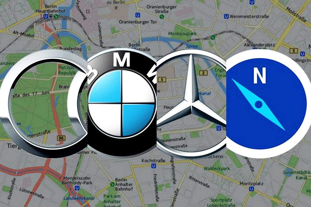 Audi, БМВ иDaimler вступили в5G-связь