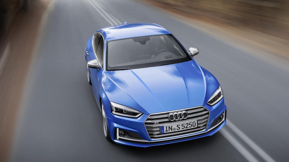 Audi S5 Sportback – 4,7 секунды до 100 км в час