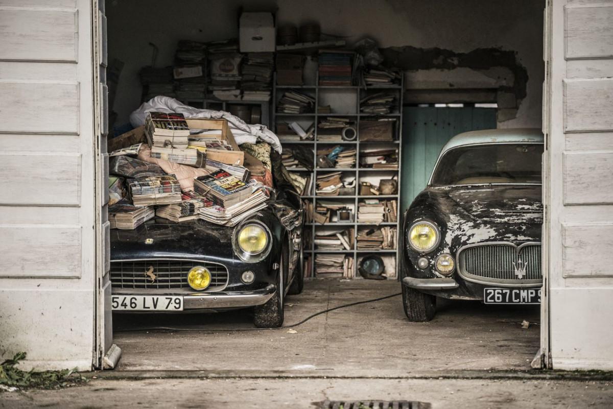 baillon collection cars