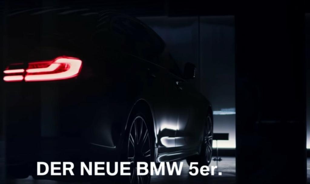 BMW 5 Series 2017: немцы раскрыли первые подробности