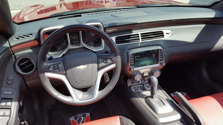 Современный Camaro - Camaro 789 от N2A в стиле ретро