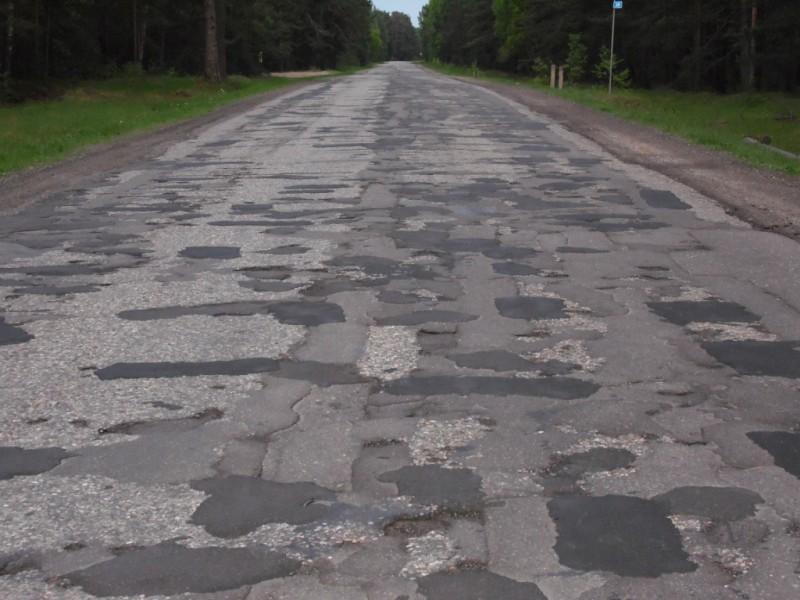 Украина угодила вТОП-5 стран ссамыми нехорошими дорогами вмире