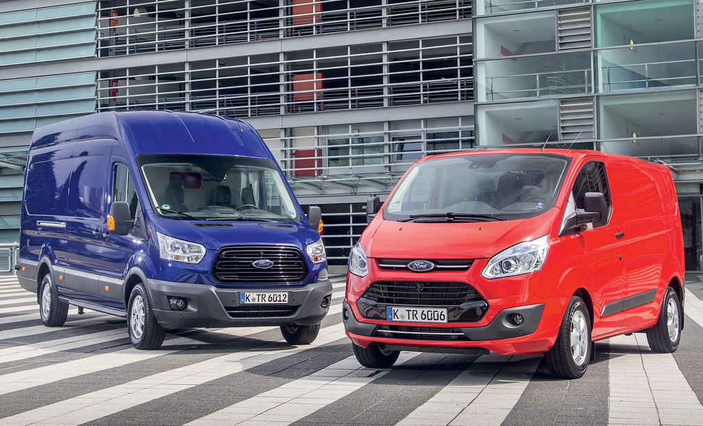 Ford Transit & Transit Custom