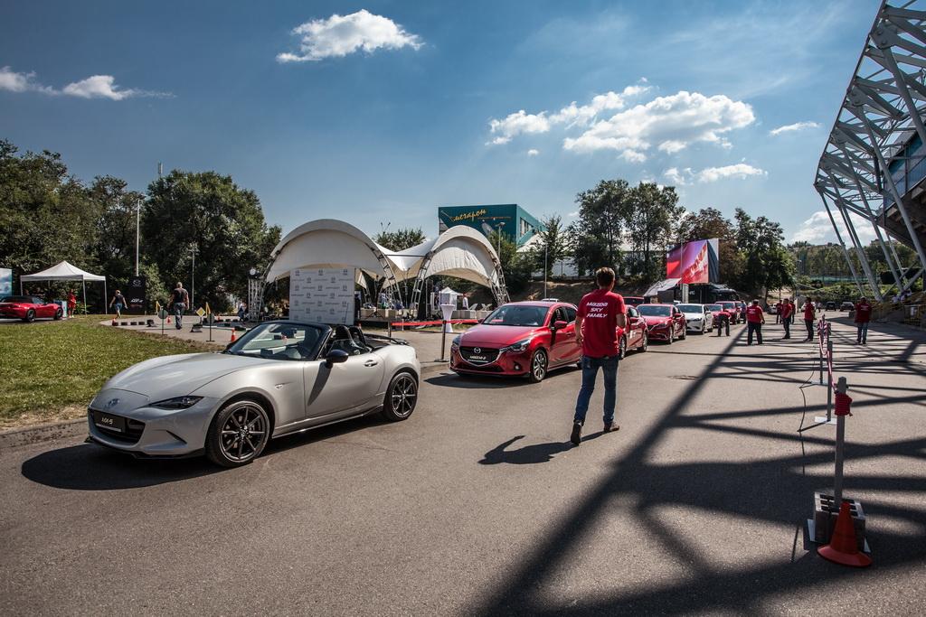 Mazda Sky Family Day