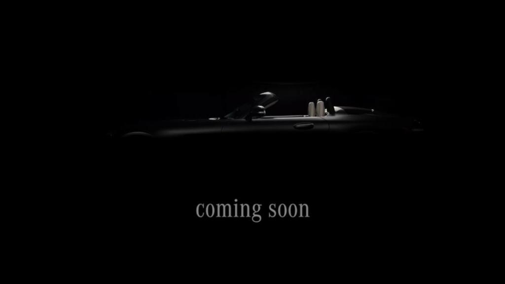 Mercedes-AMG GT C Roadster 2017. Первая информация о заряженном кабриолете