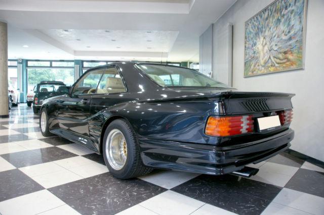 Mercedes 560 - раритет 1984 года по цене нового S-класса