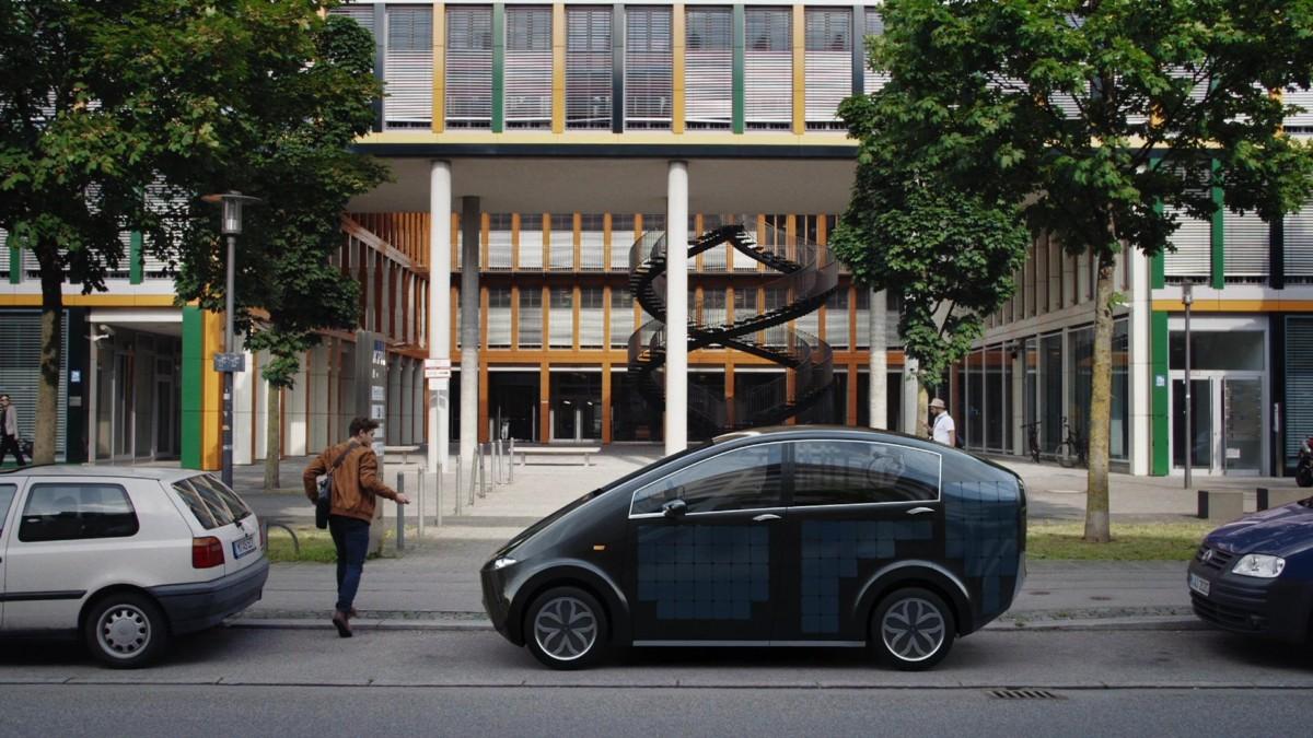 Sono Sion – электромобиль для семьи всего за 12 000 евро