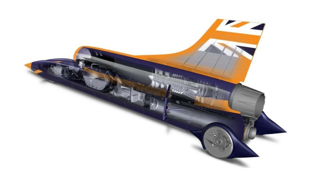 Самый быстрый автомобиль в мире профинансируют китайцы из Geely