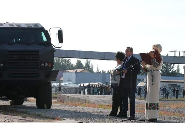 Генеральный директор ПАО АвтоКрАЗ - Роман Черняк поздравляет завочан с Днем машиностроителя