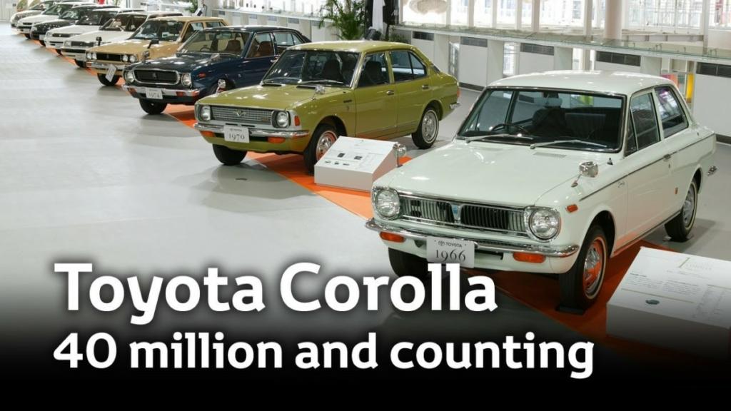 Самые продаваемые автомобили всех времен и народов