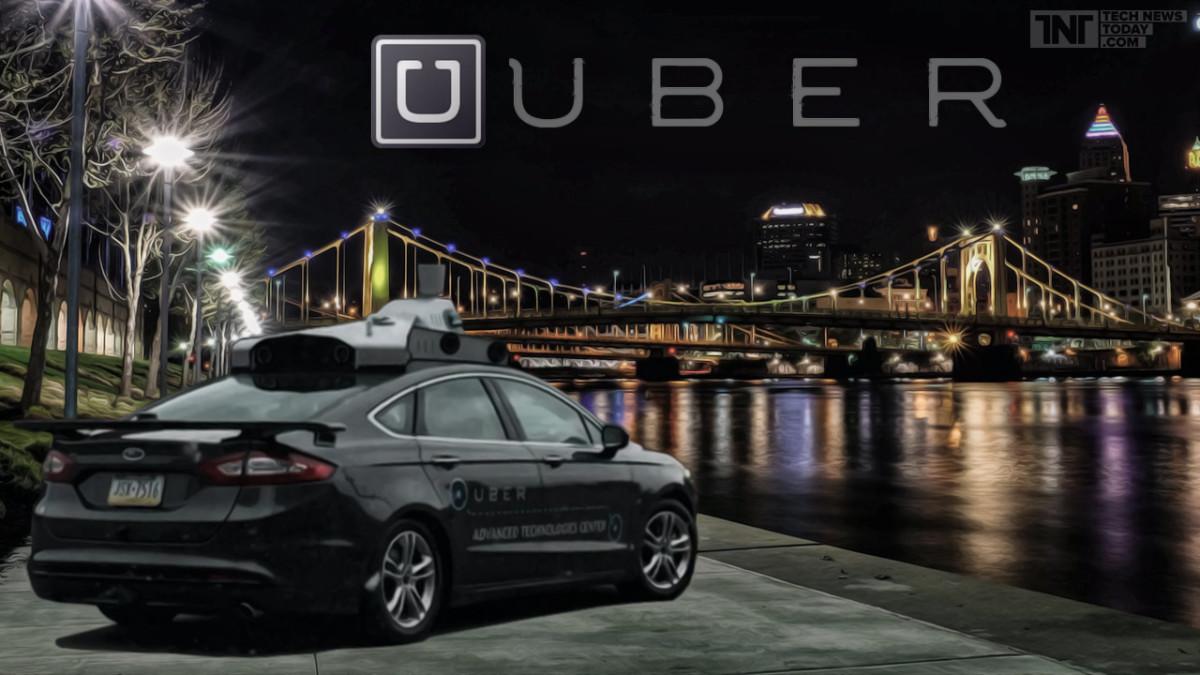 Uber запустил беспилотное такси