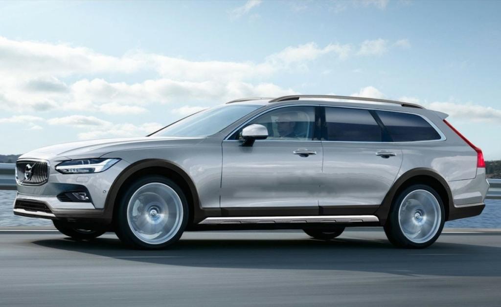 Volvo V90 Cross Country 2017: каким будет внедорожный универсал