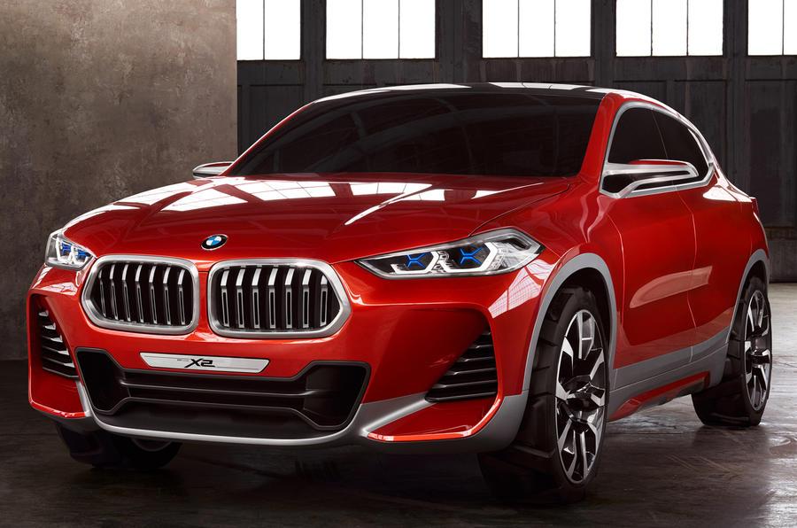 Картинки по запросу BMW X2 2018