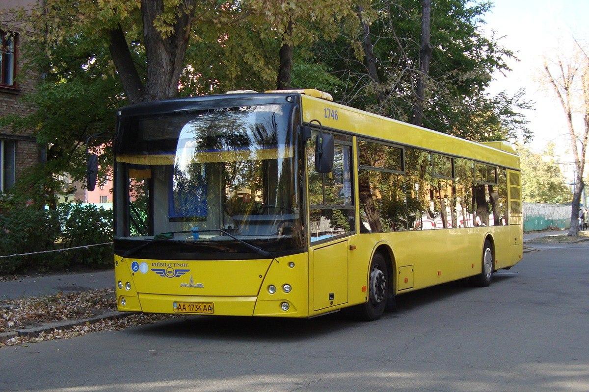Сотню новейших автобусов МАЗ приобретет Киев