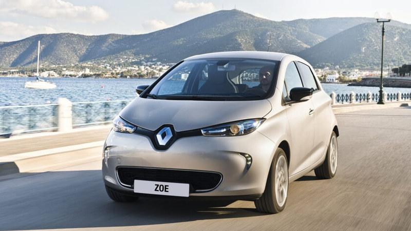 Nissan выпустит доступный электромобиль на базе Renault Zoe