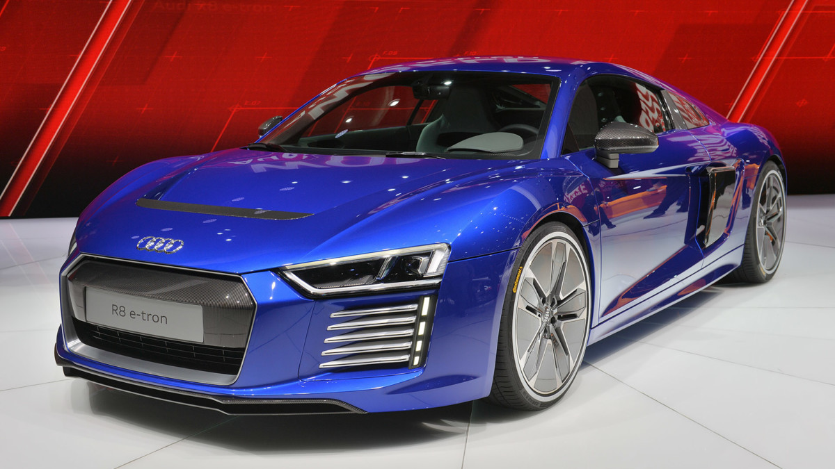 Конец электросуперкара Audi R8 e-tron