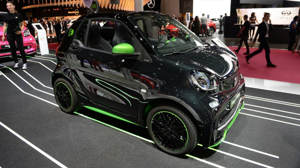 Лучшие электромобили Парижского автосалона 2016. Будущее уже сегодня