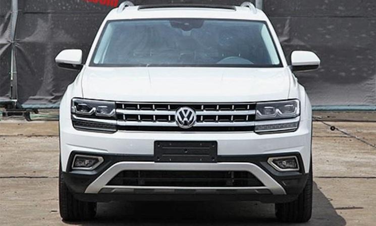 Volkswagen Atlas 2017. Интересные факты о кроссовере Фольксваген