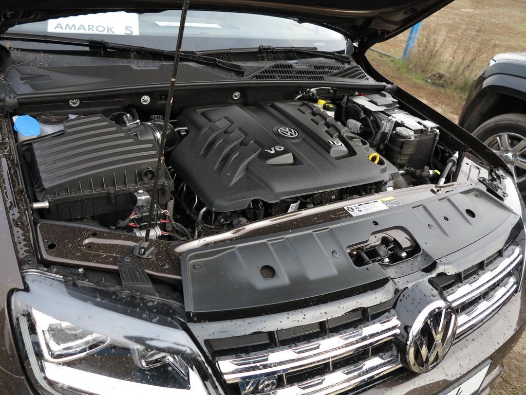Турбодизель V6