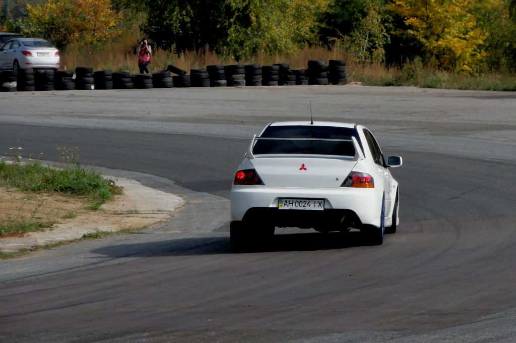 Ukrainian Time Attack Cup