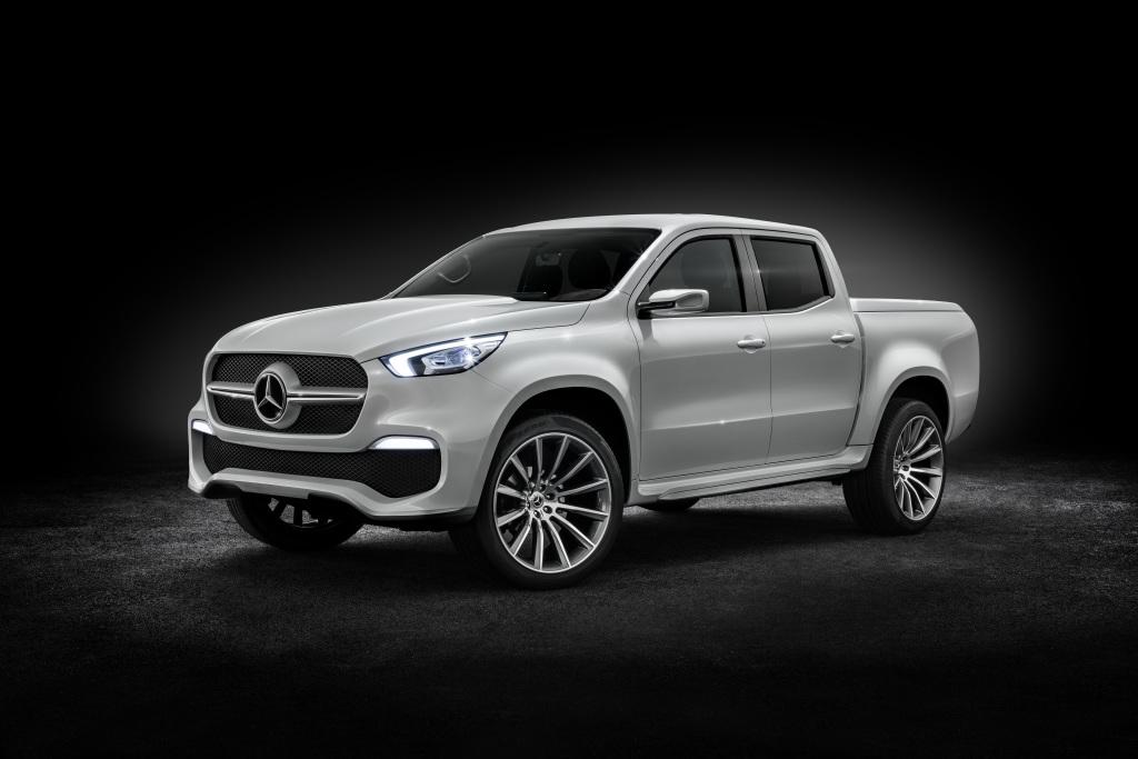 Mercedes-Benz Сoncept X-Сlass