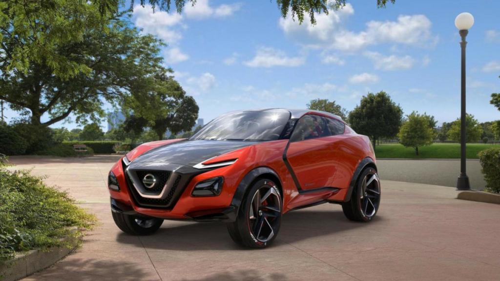 Новый Nissan Z станет кроссовером-купе