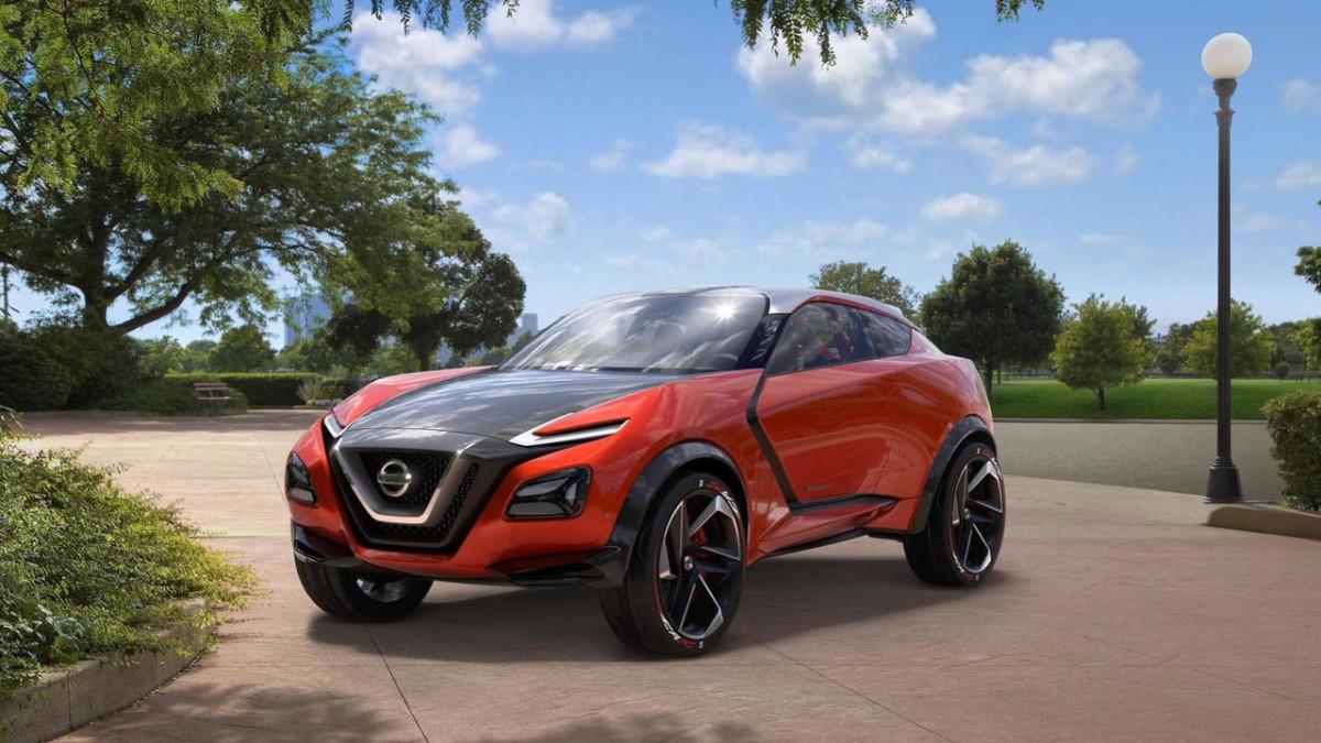 Гибридный кроссовер Nissan получит силовую установку Mitsubishi