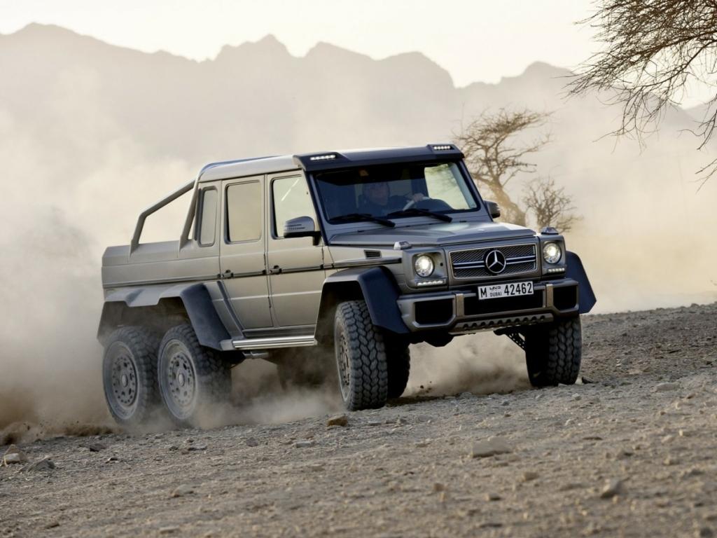Самые лучшие пикапы Mercedes-Benz всех времен