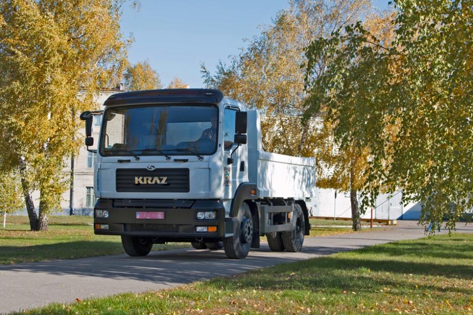 Самосвал КрАЗ-5401С2